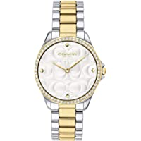 Coach Modern Sport Stainless Steel Quartz Women's Bracelet Watch