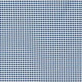 Fabulous Fabrics Futterstoff Karo Muster – blau —