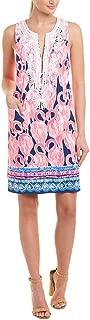 Lilly Pulitzer Women's High Tide Via Amor Carlotta Shift Dress, Size 2