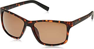 نظارة شمسية للرجال من نوتيكا، لون بني، 62 ملم N3644SP