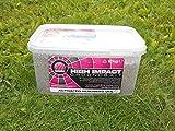 Mainline High Impact Groundbait 2,00kg Activated Hempseed Mix Grundfutter Futter Angelfutter Carp Bait