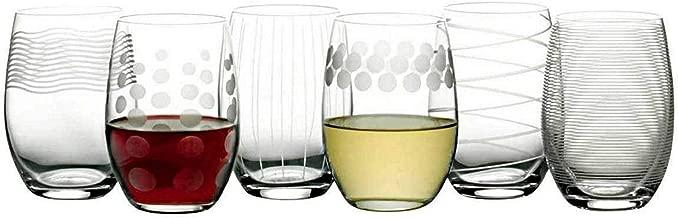 Best etched glasses bulk Reviews