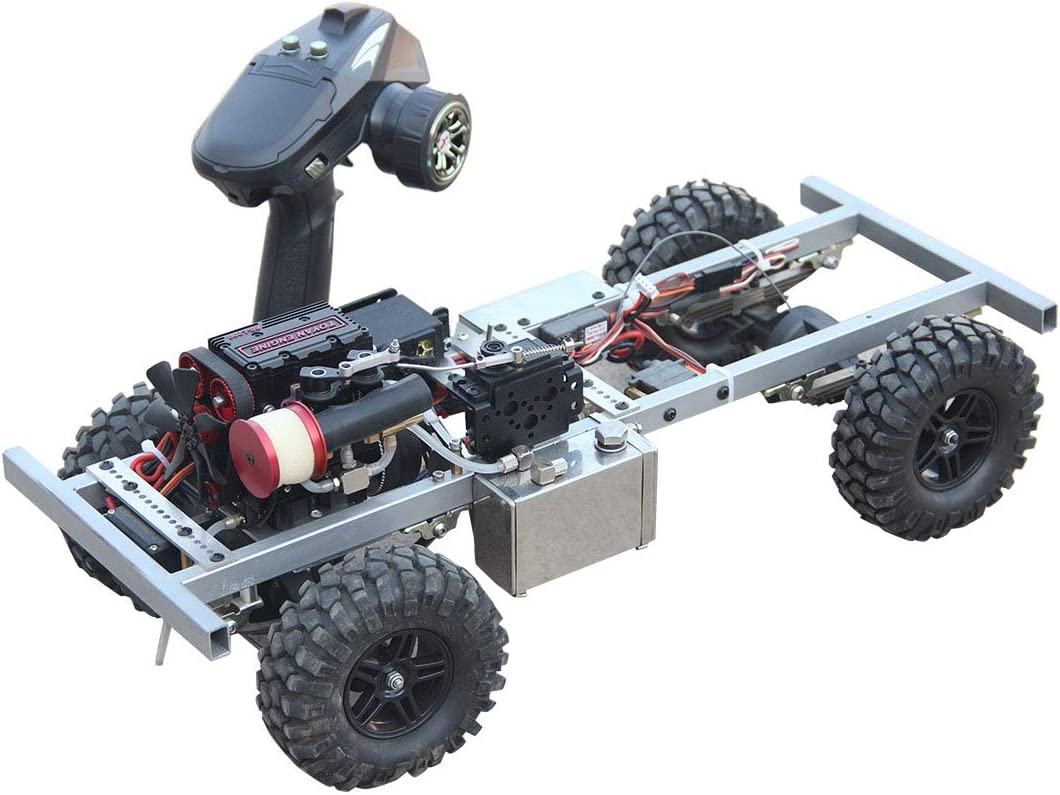 Yamix Nitro Engine RC wholesale Car 1:10 Outstanding with Toyan 2.4G FS- 4CH Off-Road