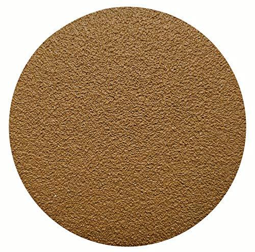 "100pc 5/"" PSA STICK ON SANDPAPER DISC 320 GRIT USA Made da sand paper sanding pel"