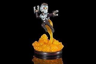Quantum Mechanix Abysse Corp_FIGQMX025 Marvel-Q-Fig Ragnarök-Thor (Diorama Part 1), Multi Colour