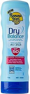 Banana Boat Dry Balance Sunscreen Lotion SPF 50+, 175ml