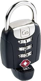 Go-Travel Twist N Set Luggage Lock, Assorted, 357