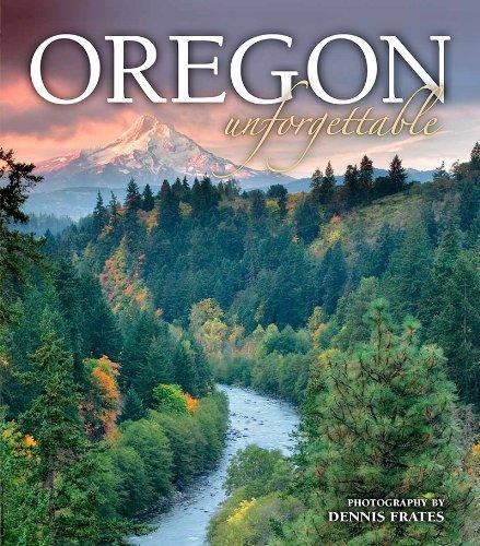 Oregon Unforgettable (Mount Hood cover)