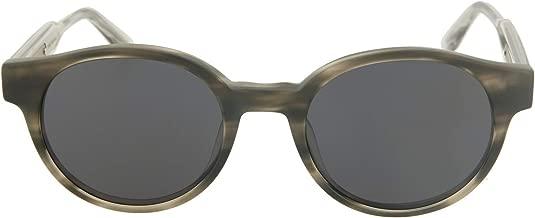 Bottega Veneta Mens Round//Oval Sunglasses BV0110S-30001108-003