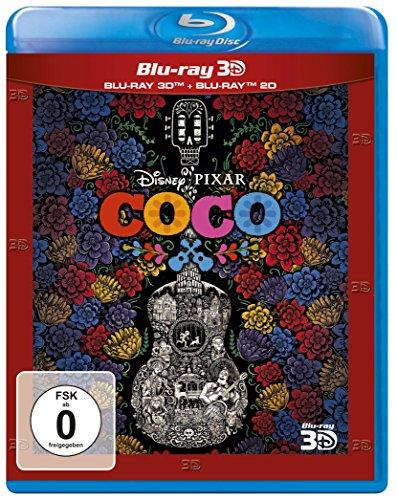 Coco - Lebendiger als das Leben!  (3D Blu-ray +Blu-ray 2D)