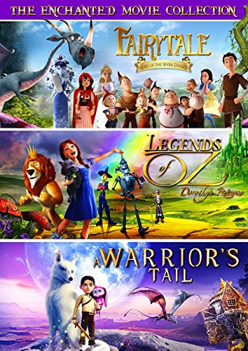 Photo of An Enchanting Collection (Includes Fairytale, Legends of Oz, Warriors Tale) DVD