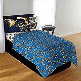 Lego Nexo Ritter Kinder Full Betten-Bettlaken-Set