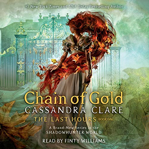 Couverture de Chain of Gold