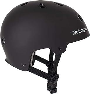Retrospec CM-2 کلاه ایمنی برای دوچرخه / اسکیت برای بزرگسالان CPSC مسافر ، دوچرخه ، اسکیت