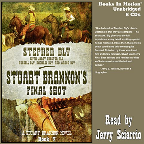 Stuart Brannon's Final Shot audiobook cover art