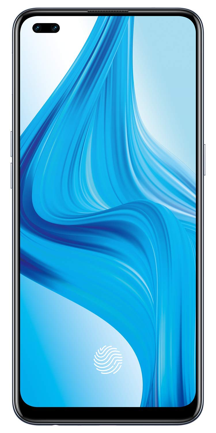 OPPO F17 Pro (Metallic White, 8GB RAM, 128GB Storage)