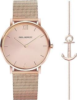 PAUL HEWITT Set regalo da donna Perfect Match - Set accessori donna (Sailor Line e Anchor Spirit), Il regalo fidanzata o m...