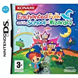 Konami Enchanted Folk and the School of Wizardry (DS)