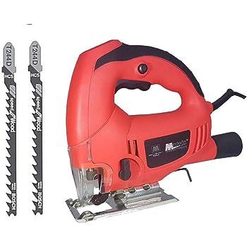 Agnii/Yuri/Advance Powerful Jigsaw Machine 570 Watt With 2 Bosch Blades For Wood And Metal Cutting Combo From Toolsvilla