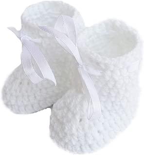 Love Crochet Art Cute Crochet Baby Booties (0 to 6 Month)