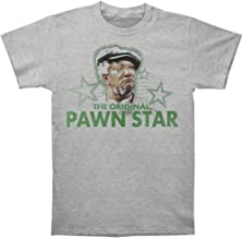 Sanford and Son Men's Pawn Star3 T-Shirt XXX-Large Grey