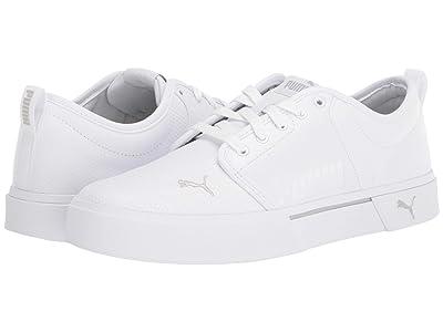 PUMA El Rey II Perf L (Puma White/Gray Violet) Shoes