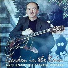 Jerry Krahn - Solo Acoustic Archtop Garden in the Rain