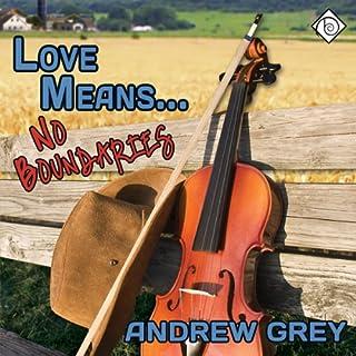 Love Means No Boundaries audiobook cover art