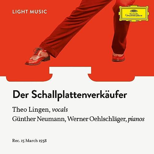 Der Schallplattenverkäufer von Theo Lingen & Günter