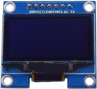 Ba30DEllylelly 1.3 Pulgadas 7 Pines I2C IIC Serie 128X64 OLED LCD M¨®dulo de Pantalla LED SH1106 para 51 MSP420 STIM32 SCR...