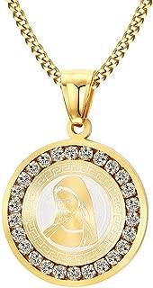 cadenas y medallas de oro para hombres