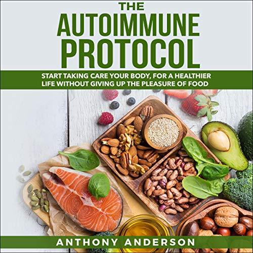 The Autoimmune Protocol audiobook cover art