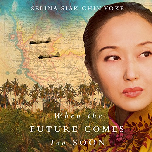 When the Future Comes Too Soon audiobook cover art