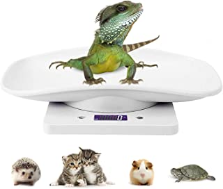 Digital Pet Scale LCD Electronic Weighing Scale, Kitchen Food Scale,Mini Precision Grams Weight Balance Scale with High Pr...