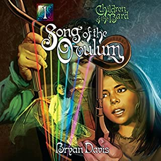 Song of the Ovulum audiobook cover art