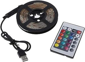 Casa RGB LED Luz De Tira Flexível 2835 SMD Fita Bar TV Conjunto Kit Lâmpada - 3m