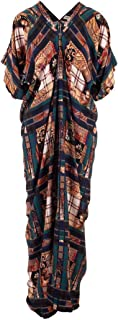 SALVATORE FERRAGAMO Luxury Fashion Womens 13W058 Multicolor Dress | Fall Winter 19