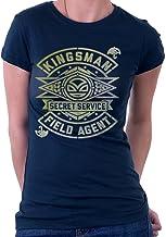 Cloud City 7 Kingsmen Secret Service Field Agent Women's T-Shirt