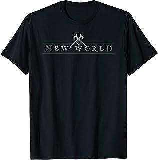 New World Logo T-Shirt
