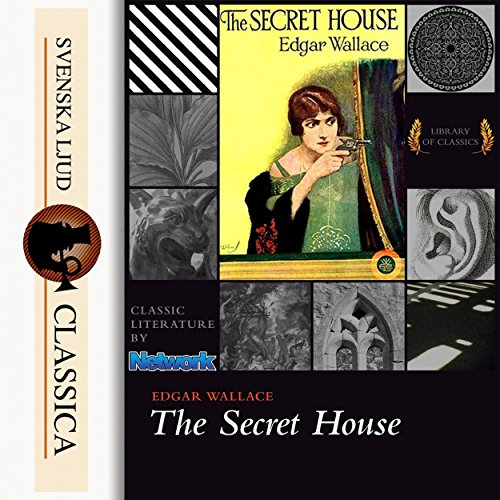 The Secret House audiobook cover art