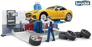 Best bruder car service trailer Reviews