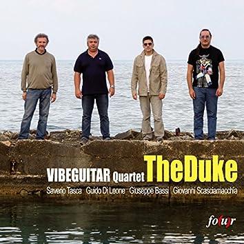 The Duke (feat. Giuseppe Bassi, Giovanni Scasciamacchia) [VibeGuitar Quartet]