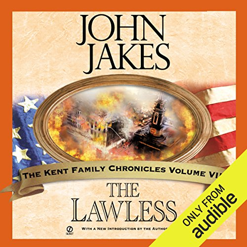 The Lawless audiobook cover art
