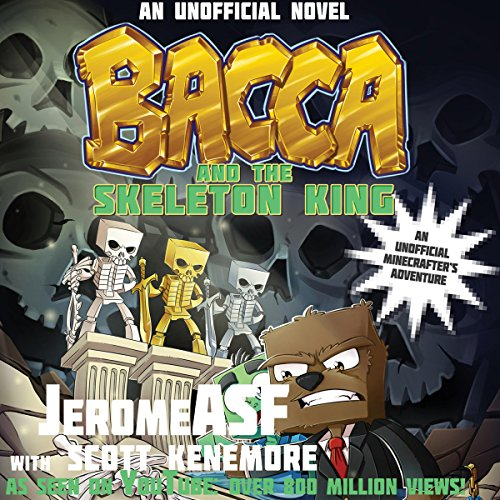 Bacca and the Skeleton King audiobook cover art