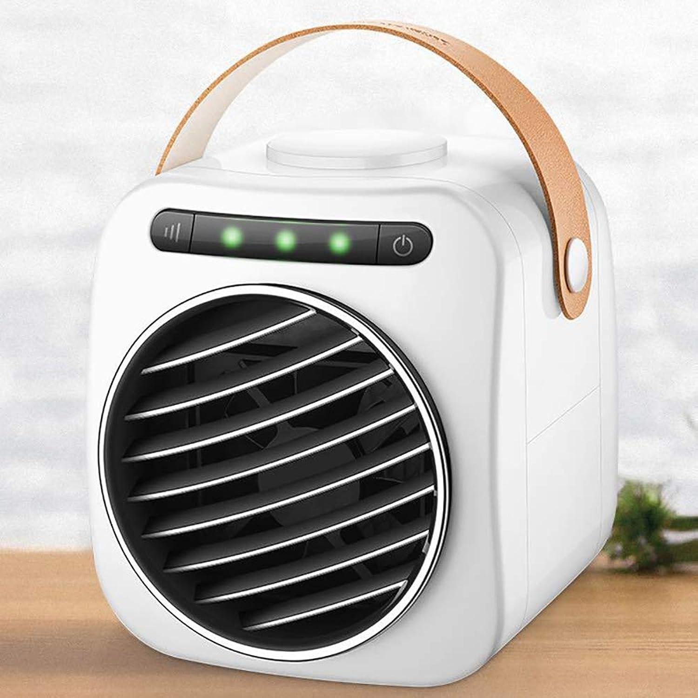 envío gratuito a nivel mundial ZUEN Mini Ventilador frío frío frío Aire Acondicionado USB Ventilador portátil, humidificador Aire Acondicionado ártico Mute Ahorro de energía, Adecuado para Escritorio de Oficina  precios al por mayor