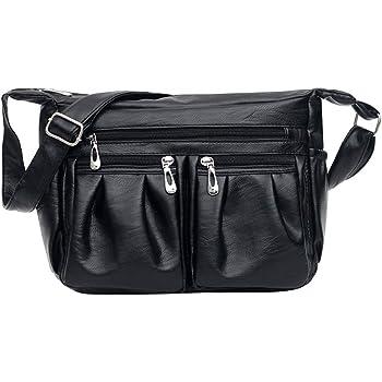NOTAG , Sac pour femme à porter à l'épaule Noir 1838 1. L