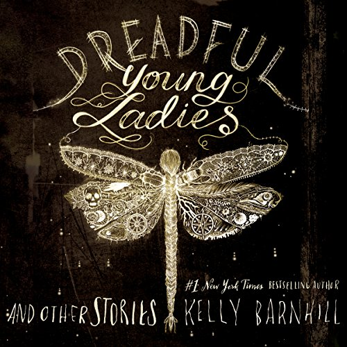 Dreadful Young Ladies and Other Stories audiobook cover art