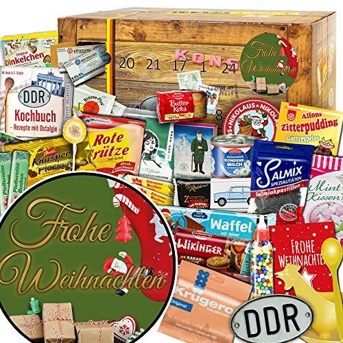 Frohe Weihnachten | Weihnachtskalender DDR | Kalender Weihnachten Bier Kalender Weihnachten Frauen Kalender Weihnachten Mann Kalender Weihnachten xxl Adventskalender Nostalgie