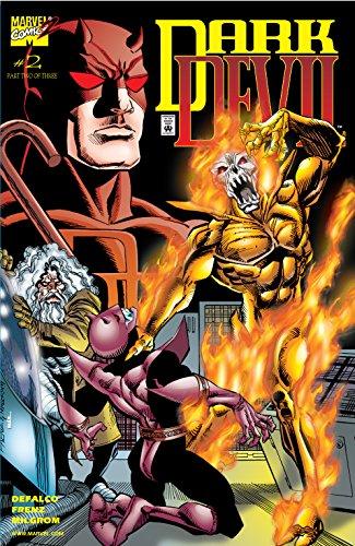 Darkdevil (2000) #2 (of 3) (English Edition) eBook: Frenz ...