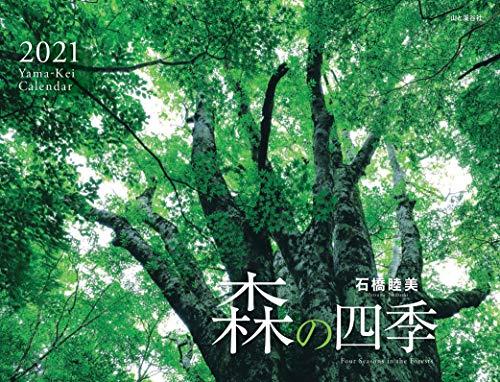 カレンダー2021 森の四季 (月めくり・壁掛け) (ヤマケイカレンダー2021)の詳細を見る